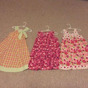 Little Girls Spring Dresses